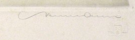 Signature our Fritz Neumann, taken from this post